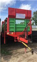 Hawe DST 16 T، 2000، معدات توزيع السماد العضوي
