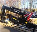 Mesera F71 FT 100, Forwarder crane