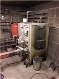 Ala-talkkari 120 kW Stokeri+kattila, 1996, Biobränslepannor