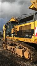 Caterpillar 374 D LME, 2011, Crawler excavators