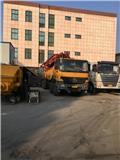 Putzmeister 46 M, 2010, Lastbilar med betongpump