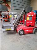Manitou 105 VJR, 2000, Vertical mast lifts