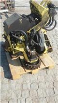 Timberjack H 742, 2003, Agaç kesme robotlari