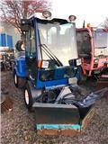 Vitra 2060 -13 uttagen -15 inkl vikplog&sandspridare, Pomoćni strojevi