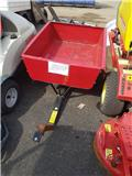 trädgårdsvagn gräsklippare, Andre have & park maskiner