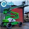 Niftylift HR 21 4x4, 2005, Articulated boom lifts