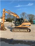Case CX 130, 2007, Crawler excavators