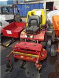 Ferrari 630, Sıfır dönüşlü çim biçme makineleri