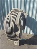 MAN TGA Fender front / front part 81612300213، الشاسيه والتعليق