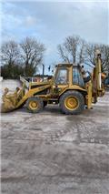 Caterpillar 428, 1989, Backhoe loaders