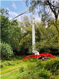 Tuepen Leo 50GTX, 2008, Compact self-propelled boom lifts