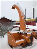 Optimal snöfräs 2602  frontmonterad، 2012، قاذفات الجليد