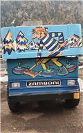 Zamboni 500, 1980, Altri macchinari per strade e neve
