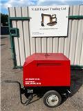 Mosa GE6000, 2014, Diesel Generators