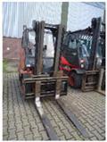 Linde H40D, 1997, Diesel Forklifts