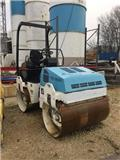 Bomag BW 138 AD, 2000, Twin drum rollers