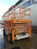 SkyJack 8841RT, 2005, Scissor Lifts