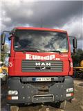 MAN TGA41.440, 2007, Tipper trucks
