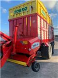 Pöttinger Torro 4500L, 2010, Self loading trailers