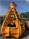 Liebherr GM75B Polygreifer  hydr. 3,5m³, Pinzas