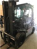 Nissan Nissan YD1D2A32Q, 2012, Diesel Trucker