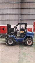 Agria TH-30.21, 2006, Rough terrain Trak
