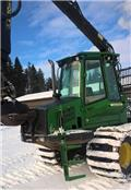 John Deere 810D, 2005, Forwarder