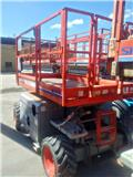 SkyJack SJ 6826 RT, 2009, Scissor Lifts
