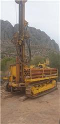 Perforadora pozos de agua Orugas, 2004, Sondaj makinalari