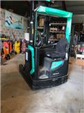 Mitsubishi RB14N2S, 2014, Reach trucks