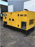 Atlas Copco QAS 38, 2002, Générateurs diesel