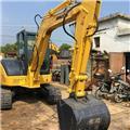 Komatsu PC55MR, Mini excavators < 7t (Mini diggers)