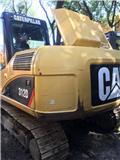 Caterpillar 312 D, Beltegraver