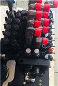 John Deere 1070 E, 2015, Hidraulikos įrenginiai