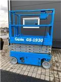 Genie GS 1930، 2005، رافعات مقصية الشكل