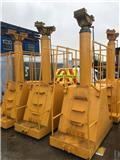 hydraulic gantry system 200 ton, Guindastes de ponte e pórticos