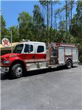 프레이트라이너 Rescue Pumper Firetruck Ferrara, 2006, 소방차
