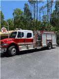 Freightliner Rescue Pumper Firetruck Ferrara, 2006, Carros de bombeiros