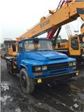 XCMG QY8D, 2012, Mobile and all terrain cranes