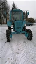 Belarus MTZ 82, 1989, Mga traktora