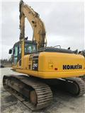 Komatsu PC290LC-8, 2008, Crawler excavators