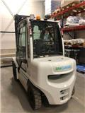 UniCarriers DX 30, 2018, Diesel Forklifts