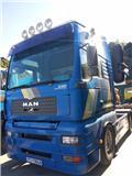 MAN 18.430, 2007, Conventional Trucks / Tractor Trucks
