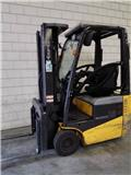 Nissan 15, 2013, Electric Forklifts