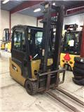 Caterpillar EP 20 NT, 2008, Electric forklift trucks