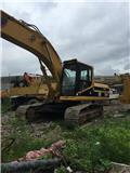 Caterpillar 325 B, 2010, Crawler Excavators