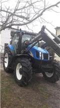 New Holland T 6010, 2011, Traktori
