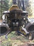 John Deere H480C, 2010, Pinzas