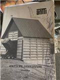 Antti 300, 1987, Getreidetrocknung