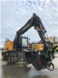 Volvo EWR 150 E, Wheeled Excavators
